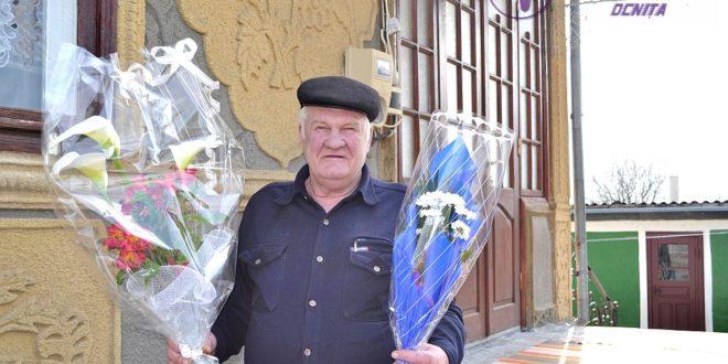 La Mulţi Ani pentru Vasile ŢARALUNGA din Bîrnova!