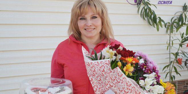 La Mulţi Ani pentru Rodica ANDRUH din comuna Lipnic, raionul Ocniţa!