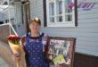 La Mulţi Ani pentru Tamara LESNIC din satul Bîrnova, raionul Ocniţa!