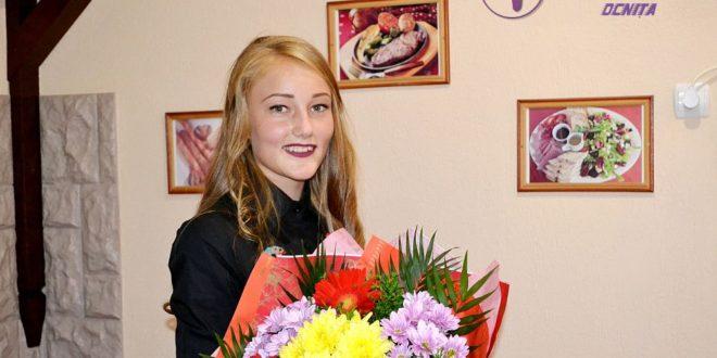 Букет цветов для Жанны БАЛТА, город Окница!