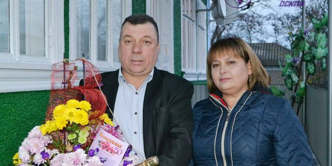La Mulţi Ani pentru Mihail LESNIC din Mihălăşeni, raionul Ocniţa!