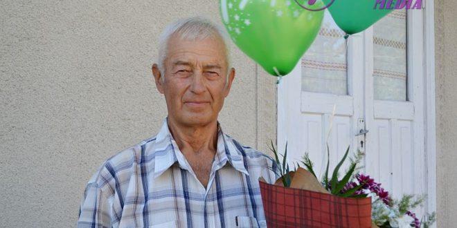 La Mulți Ani pentru Pavel LÎSÎI din Lipnic, raionul Ocnița!