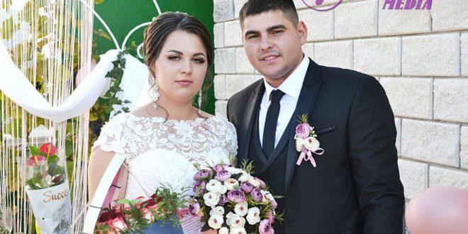 Felicitări cu Ziua nunții pentru RUSLAN și VITALINA din Sauca, raionul Ocnița!