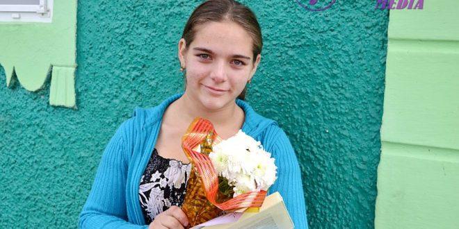Flori pentru Mihaela GAMAN din Climăuți, raionul Dondușeni!