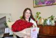 Flori pentru Mariana POPESCU-EDU din Ocnița!