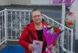Flori pentru Valentina HERȚA din Corbu, raionul Dondușeni!