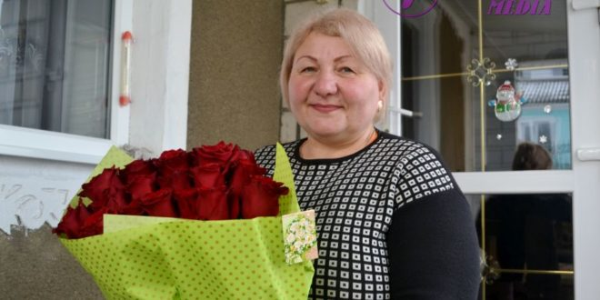 Цветы для Галины ТОКАРЧУК с. Каларашовка!