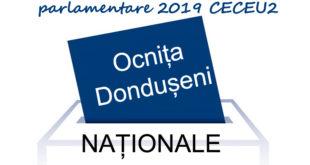 Cum a votat Ocnița și Dondușeni NAȚIONAL