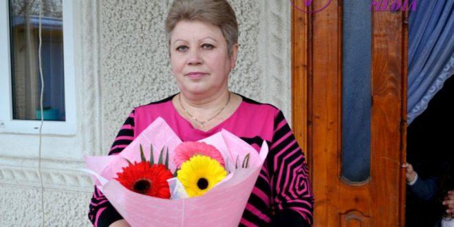 Flori pentru Eugenia Cebotari!