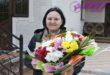 Flori pentru Corina Cebotari!