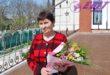Flori pentru Nadejda Lesnic!