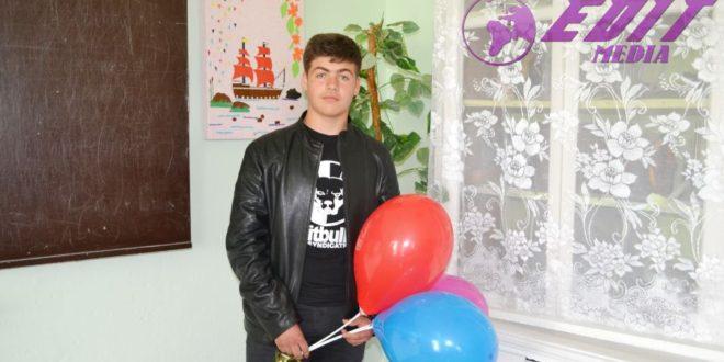 Felicitări pentru Alexandru Popov!