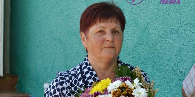 Flori pentru Maria Șumscaia!