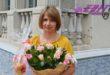 Flori pentru Aliona Toncoglaz!