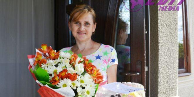 Felicitări cu ziua de naștere pentru Olga Vrabie!