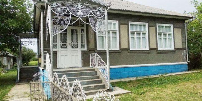Se vinde casă de locuit în satul Lipnic, raionul Ocnița