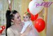 Felicitări cu ocazia primului anișor de viață pentru Tiona Corsan!