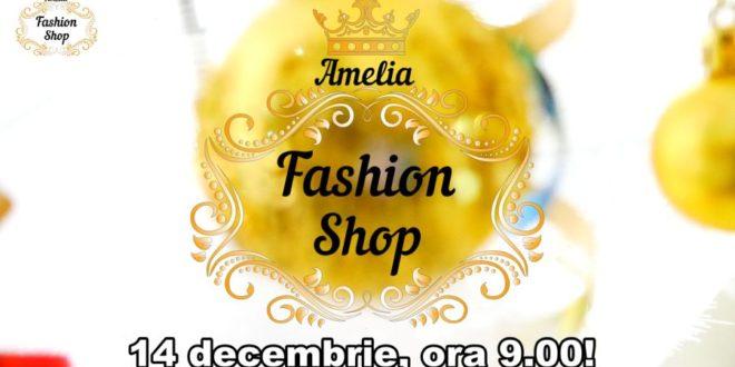 AMELIA – un nou Magazin de haine pentru femei, bărbați și copii din orașul Ocnița!