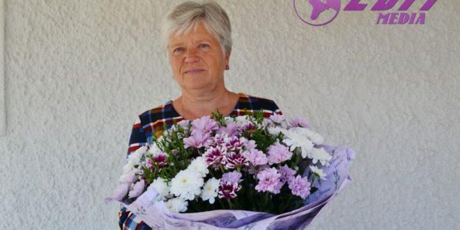 Сюрприз от детей для Ольги Савчук  из Липника!