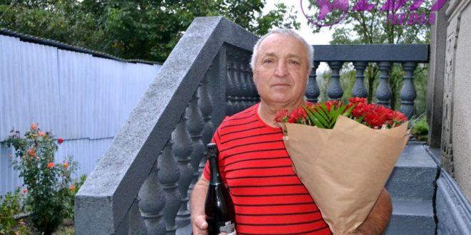 Felicitări pentru Mihail Burlac, cu ocazia frumosului jubileu!