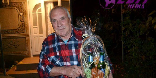 Felicitări cu ziua de naștere pentru Anatol URSU din Lopatnic!