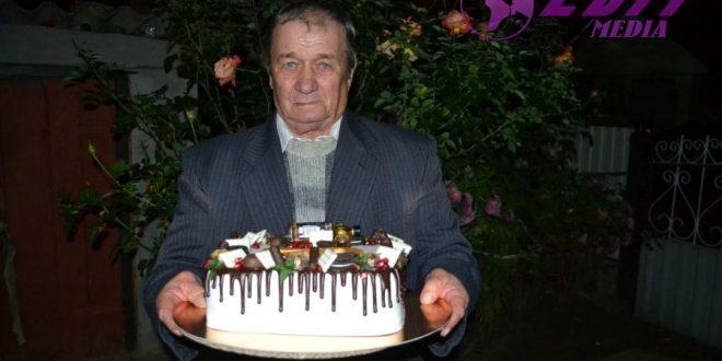 Поздравление с юбилеем для Виктора ИВАНЦОВА с Наславчи!